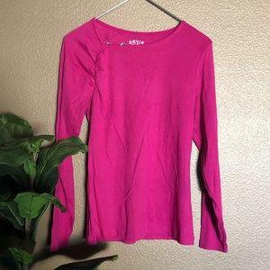 Orvis   Pink Long Sleeve Shirt